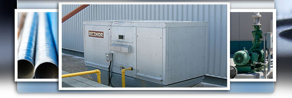 Commercial, Industrial HVAC & Refrigeration Systems